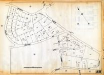 Plate 048, Belmont Assessor Plans 1931